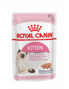KITTEN MOUSSE ROYAL CANIN 12X85G