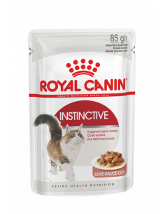 INSTINCTIVE SAUCE ROYAL CANIN 12X85G