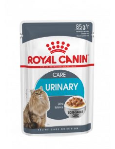URINARY SAUCE ROYAL CANIN 12X85G + 2EME A -60%