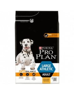 Proplan adulte large athletic au poulet 14kg