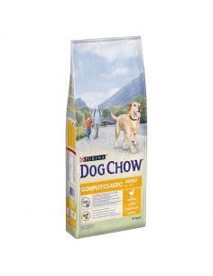 Purina dog chow complet classic au poulet 14kg