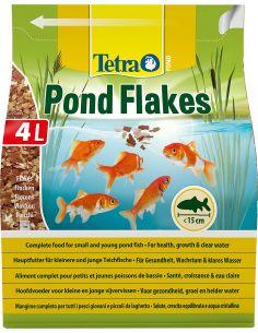 Tetra Pond Flakes 4L + 25% GRATUIT