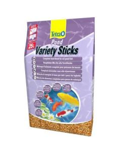 Tetra Pond Variety Sticks 25 LITRES
