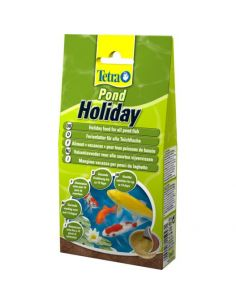 Tetra Pond Holiday 14jours 98g