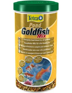 Tetra Pond Goldfish Mix 1 litre