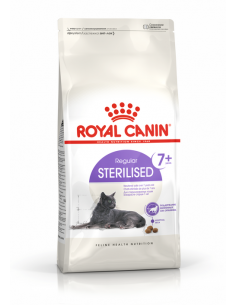 APPETITE CONTROL STERILISED 7+ ROYAL CANIN