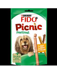 "Purina ""Picnic festival ""boeuf poulet et agneau  126g"