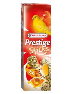 Prestige sticks au miel 2X60g pour canaris