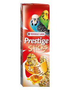 Prestige sticks au miel 2X60g pour perruches
