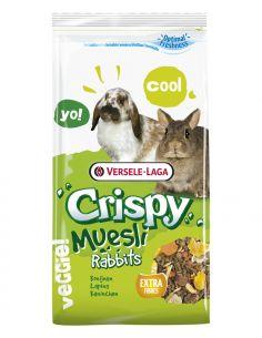 Crispy muesli rabbits ( lapin)