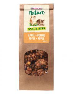 """Nature """"snack bits"""" à la pomme et carotte 100g"""