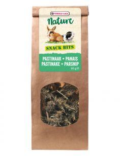 """Nature """"snack bits""""parsnip : panais et dent de lion 60g"""