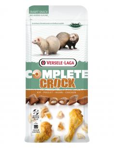 """Complet """"crock"""" poulet pour furet 50g"""