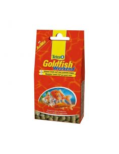 Tetra goldfish week end 40 sticks