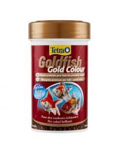 Tetra goldfish gold color granulés 100ml