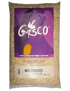 MAÏS CONCASSE 4KG GASCO