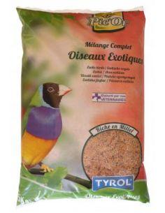 Tyrol mélange oiseaux exotiques - 5kg