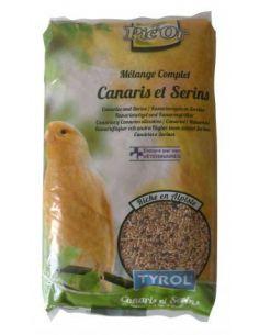 Tyrol mélange canaris et serins - 5k