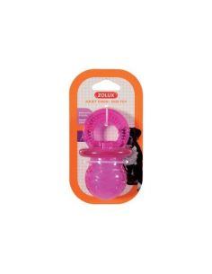 Zolux jouet TPR Tetine 10 cm framboise