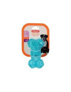 Zolux jouet TPR OS pop 12 cm turquoise