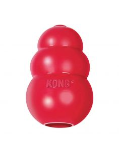KONG TOY ROUGE TAILLE L