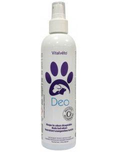 Déodorant chien et chat Vitalvéto spray de 250 ml
