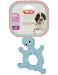 Zolux jouet latex puppy tortue