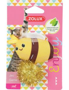 Zolux jouet chat lovely abeille