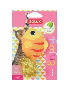 Zolux jouet chat lovely poisson