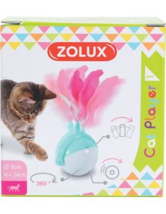 Zolux jouet chat cat player 1