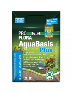 JBL PROFLORA AquaBasis plus 2.5 LITRES