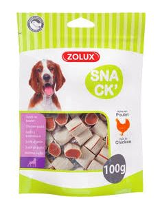 Zolux friandises chien snack' sushi poulet 100g