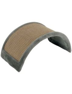 Zolux griffoir pont à poser gris