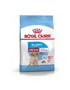 CROQUETTES CHIEN PUPPY MEDIUM ROYAL CANIN