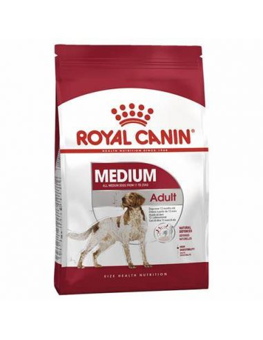 CROQUETTES CHIEN MEDIUM ADULT ROYAL CANIN