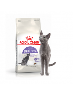 CROQUETTE CHAT STERILISED 37 ROYAL CANIN