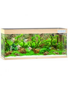 Aquarium JUWEL RIO 180 LED BOIS CLAIR