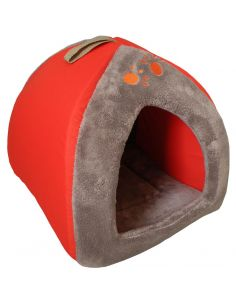 Tipi Chat 38X38X40Cm Orange Sweet Home