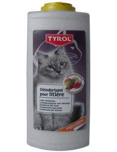 Tyrol : Désodorisant Litière Chats : Pomme Cannelle 700ml