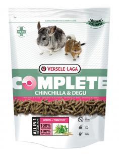Complet Chinchilla et degu