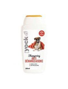 Shampooing pour chiens anti-démangeaison YOCK - 250 ML