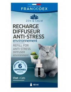FRANCODEX Recharge Diffuseur Anti-Stress Environnement 48ML
