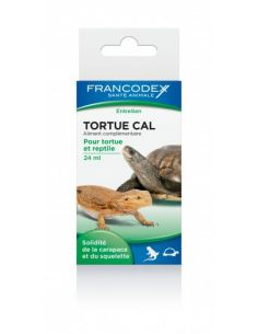FRANCODEX  Tortue Cal 24 ML
