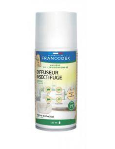 FRANCODEX Diffuseur Insectifuge Habitat 150 ML
