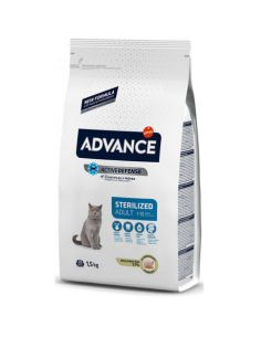 CROQUETTE CHAT STERILISED DINDE ADVANCE AFFINITY