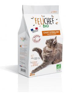 Felichef chat  stérilisé