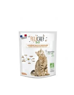 Felichef friandise bucco dentaire chat 150g