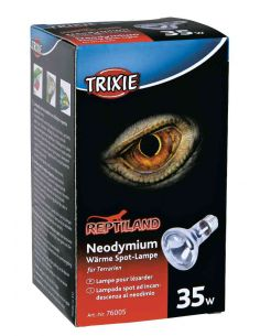Lampe spot neodymium à chaleur