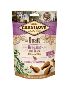 FRIANDISE CARNILOVE CAILLE ORIGAN 200G