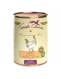 PATE TERRACANIS CLASSIC POULET 400G